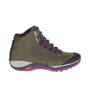 Botines Siren Traveller 3 Mi Olive/Purple