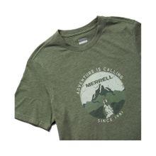 Camisetas Adventure Is Calling Olive Heather