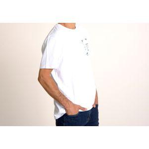 Camisetas M Alpine Ss T-Shirt White