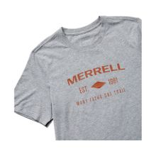 Camisetas Merrell Est 1981 Wor Grey Heather
