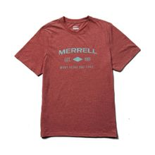 Camisetas Merrell Est 1981 Wor Brick Heather
