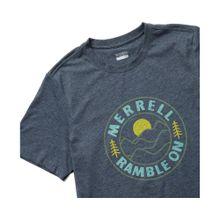 Camisetas Ramble On Tee Navy Heather